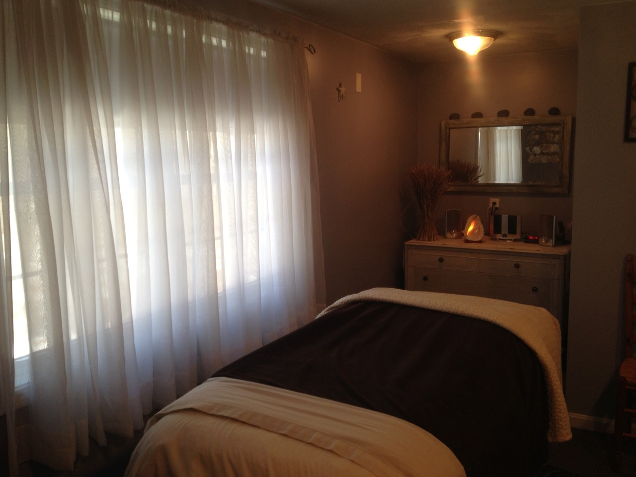Oasis Day Spa Room